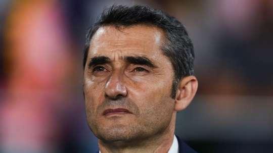 Valverde: Let's respect each other. GOAL