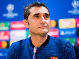O técnico do Barcelona não desgostou da performance da sua equipe. Goal