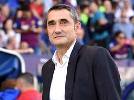 Valverde admite pressão no Barcelona e holandês quer a vaga. Goal