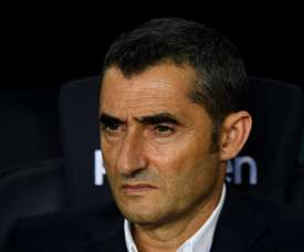 Valverde has admitted his concern with drawing Lyon in the last 16. GOAL