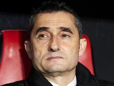 Valverde doesn't regret resting Messi despite Barcelona loss