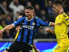 Esposito Inter Borussia Dortmund Champions League