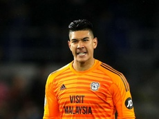 Eriksson has no issue with Neil Etheridge's decision to prioritise Cardiff City. GOAL