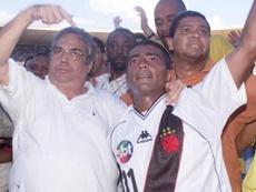 Vasco x São Caetano: como o SBT foi parar na camisa cruz-maltina. Goal