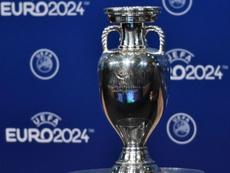 Hambourg accueillera le tirage au sort de la phase finale de l'Euro 2024. goal