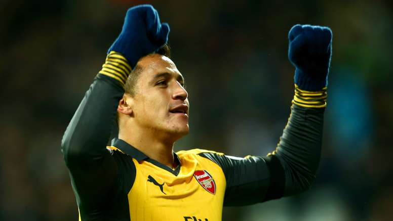 European Team of the Season Alexis Sanchez