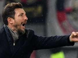 Di Francesco prende respiro. Goal