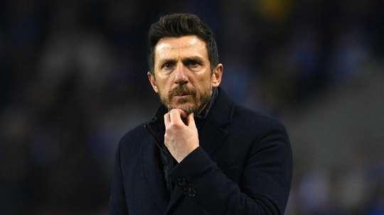 Di Francesco può tornare in pista: verso la Fiorentina in l'estate. Goal