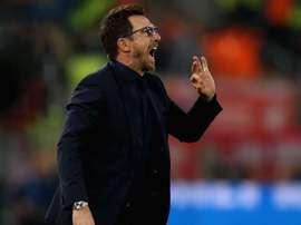 Di Francesco commenta la sconfitta. Goal