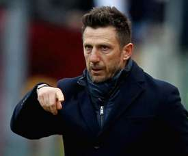Di Francesco is back on Serie A bench after joining Sampdoria. GOAL