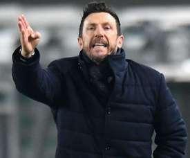 Di Francesco rues away goal as Porto peg back Roma's advantage