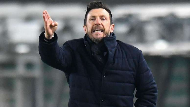 Di Francesco rues away goal as Porto peg back Roma's advantage