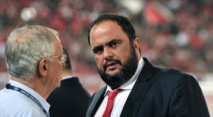 Positivo il presidente dell'Olympiacos.