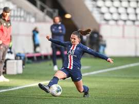 Ève Périsset officialise son départ, direction Bordeaux. goal