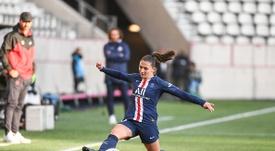Ève Périsset officialise son départ, direction Bordeaux. goal