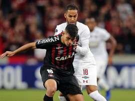 Bruno Guimarães pode deixar o Atlético-PR. Goal