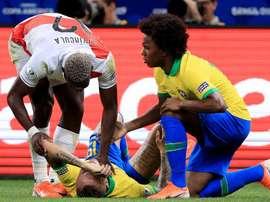 Willian não foi o único: Copa América do Brasil é marcada por lesões.