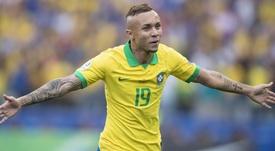 Éverton x David Neres; a mudança-chave no Brasil. Goal