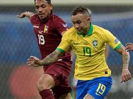 Everton Brasil Venezuela Copa América 18062019