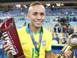 Arsenal prepara proposta milionária para tirar Everton do Grêmio. Goal