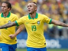 Cebolinha tem um novo contrato com o Grêmio. Goal