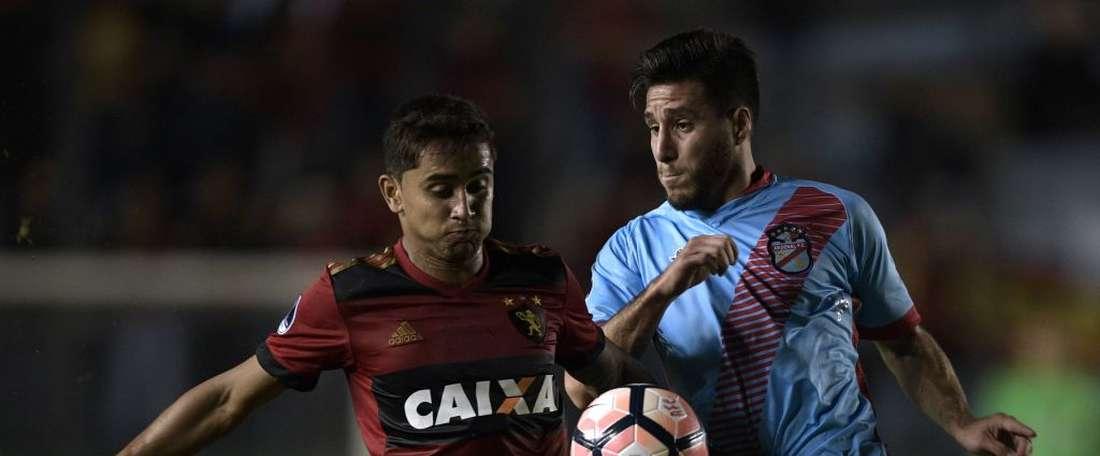 Everton Felipe é uma das revelações do Brasileirão. Goal