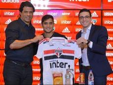 Ligação de Raí foi decisiva para Everton Felipe escolher o São Paulo