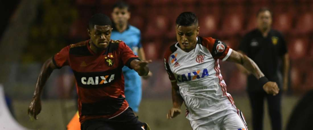 Everton Flamengo Sport Brasileirão 07 06 201