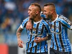 Renato diz que Luan e Everton não melhoraram e estão fora do jogo de ida contra o River