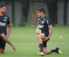Everton é peça fundamental para o São Paulo. Goal