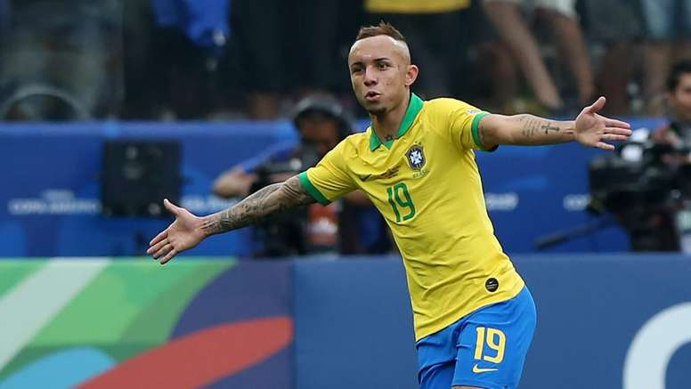 Os destaques do futebol brasileiro na Copa América. Goal