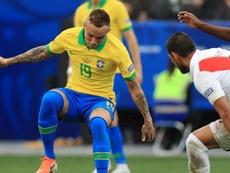 'Cebolinha' interessa a grandes da Europa. Goal