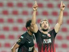 Everton Ribeiro Al Ahli