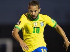 Entenda o imbróglio entre Flamengo e Al Nasr por Everton Ribeiro. EFE