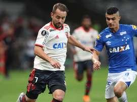 Everton Ribeiro Egidio Cruzeiro Flamengo Copa Libertadores. Goal
