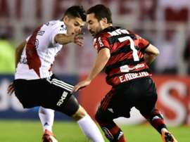Os pontos fracos de Flamengo e River Plate. GOAL