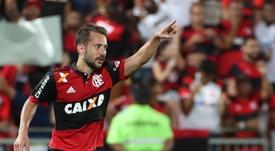 Everton Ribeiro se desculpa com a torcida do Flamengo. Goal