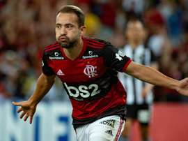 Melhor do Flamengo para Zico, Everton Ribeiro revela emoção com elogio