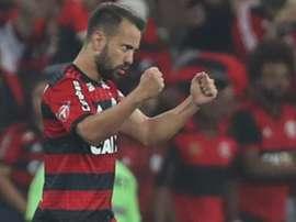 Everton Ribeiro Flamengo x Grêmio Maracanã Copa do Brasil. Goal
