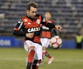 Everton Ribeiro Palestino Flamengo Copa Sudamericana 05072017