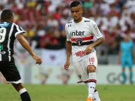 Everton não teve a melhor estreia pelo São Paulo. Goal