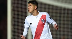 O Real leva jovem destaque do River, diz TV. Goal