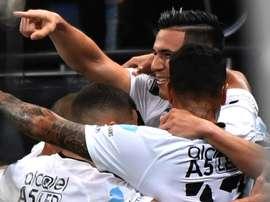 Fabian Balbuena Corinthians Patriotas Boyaca Copa Sudamericana 26072017