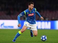 Napoli tenta blindar Fabián para evitar assédio de Real, Barça e PSG. GOAL