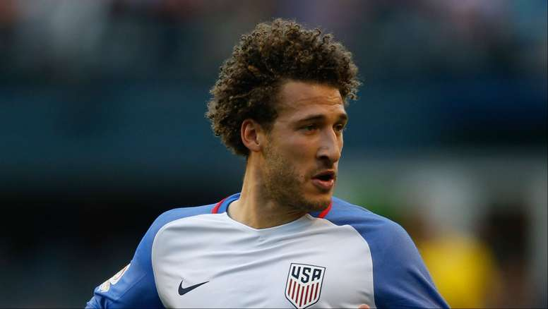 Fabian Johnson USA 06162016