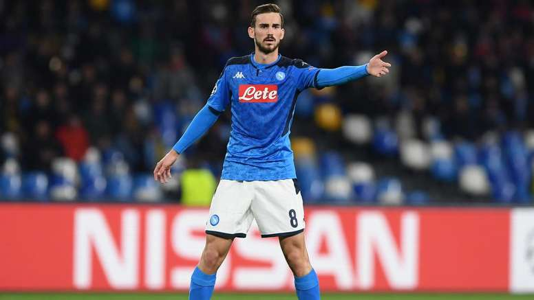 Fabian contract talks with Napoli on hold amid interest – agent. AFP