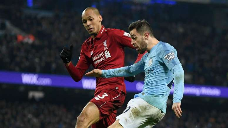 Fabinho: Man City game not decisive. GOAL