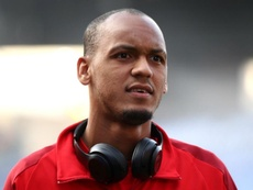 Fabinho was impressive in Liverpool's Champions League victory. GOAL
