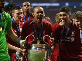 Fabinho: Champions League no problem for holders Liverpool. GOAL