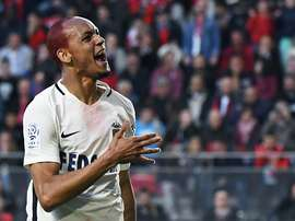 Fabinho, Monaco, Ligue 1. GOAL